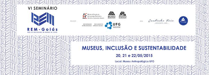 Rede de Educadores em Museus de Goiás - REM Goiás
