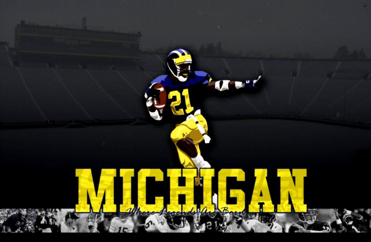Michigan Football Wallpaper Hd  This Wallpapers