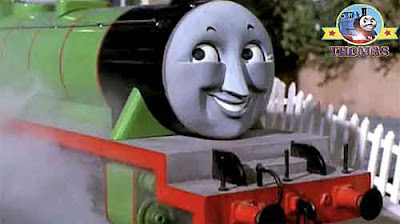 Henry tank told the drivers of Thomas & Edward about pompous old Gordon the train and friends