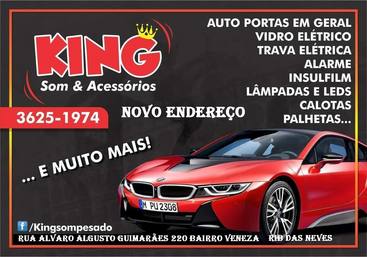 KING SOM  & ACESSÓRIOS