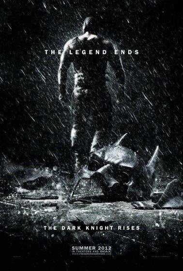 cartel batman El caballero oscuro La leyenda renace tráiler