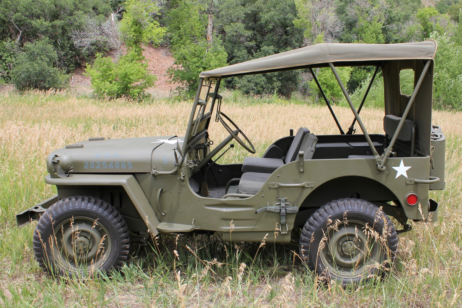 1943 willys mb jeep restoration project. Black Bedroom Furniture Sets. Home Design Ideas