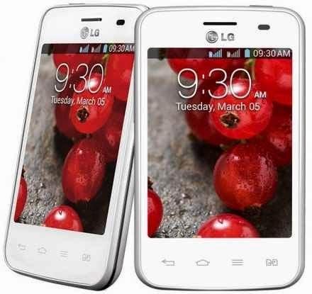 Gambar LG Optimus L1 II Dual