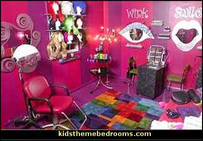 Decorating small hair salon suite joy studio design for Theme deco salon