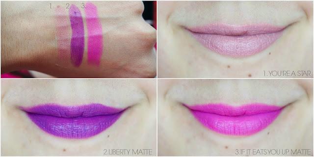 Iconic Pro Lipsticks, Makeup Revolution