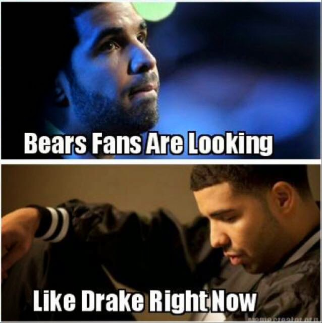Bears Fans be Like Bears Fans Are Looking Like