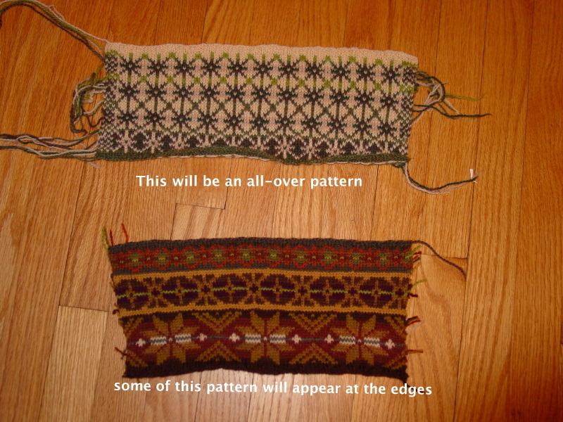 knit with your brain: Fair Isle Knitting: the ideal prefrontal ...