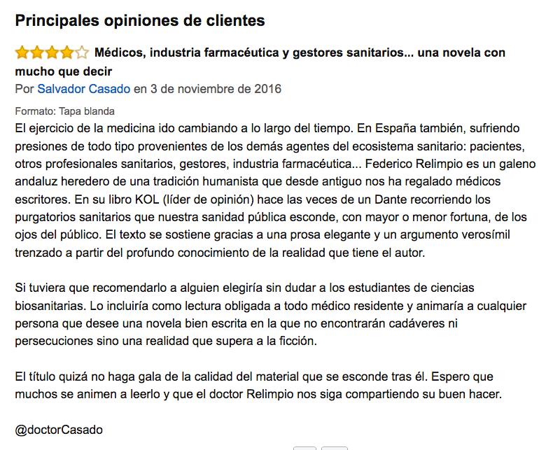 """""""Lectura obligada a todos médico residente"""""""