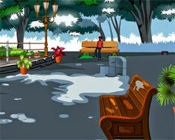 Juegos de Escape Green Park Escape