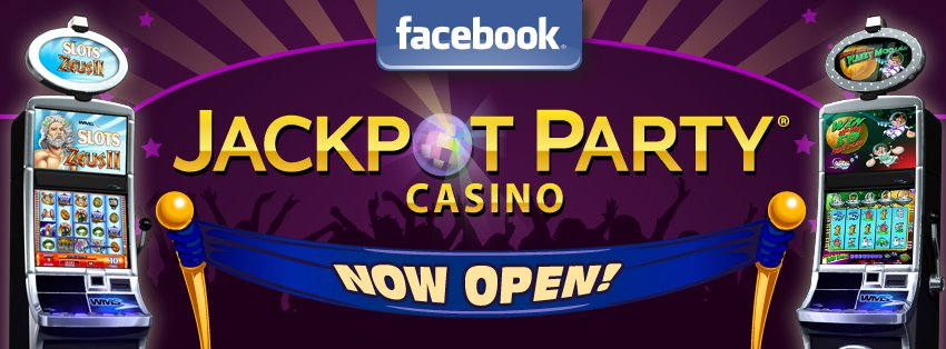 free coins jackpot party casino facebook