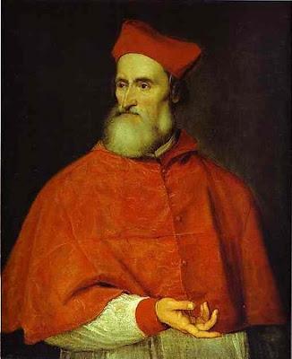 Bembo ritratto da Tiziano (ca. 1539-1540)