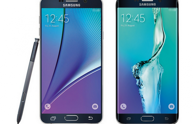 Galaxy 5, S6 Plus Edge