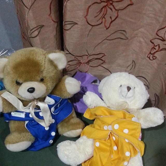 Kisah Kehidupan: Teddy Pun Nak Pakai Lampin