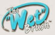 the wet brush logo