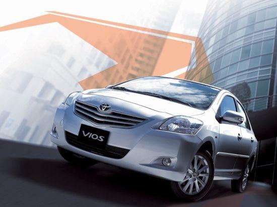Cho thuê xe Toyota Vios 1.5G 2012
