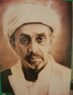 AL-MUSNID ABUL-ASHBAL AL-HABIB SALIM IBN HUSAYN IBN JINDAN AL-INDUNISI (w. 1389 H).