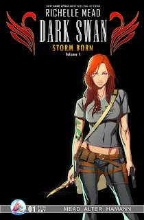 Review: Storm Born Comic Book Issue #01 by Richelle Mead