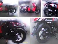 Nia Dia Tampilan Honda Scoopy Injeksi 2013