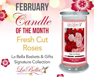 La Bella Baskets Candle Of The Month