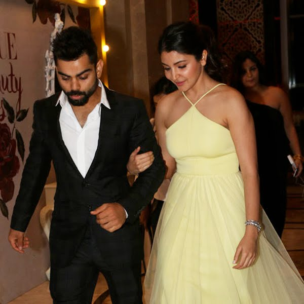 SHOCKING: All Is Not Well Between Virat-Anushka?