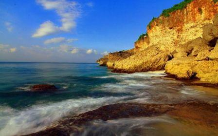 Tegal wangi beach pictures, Beauty of Bali