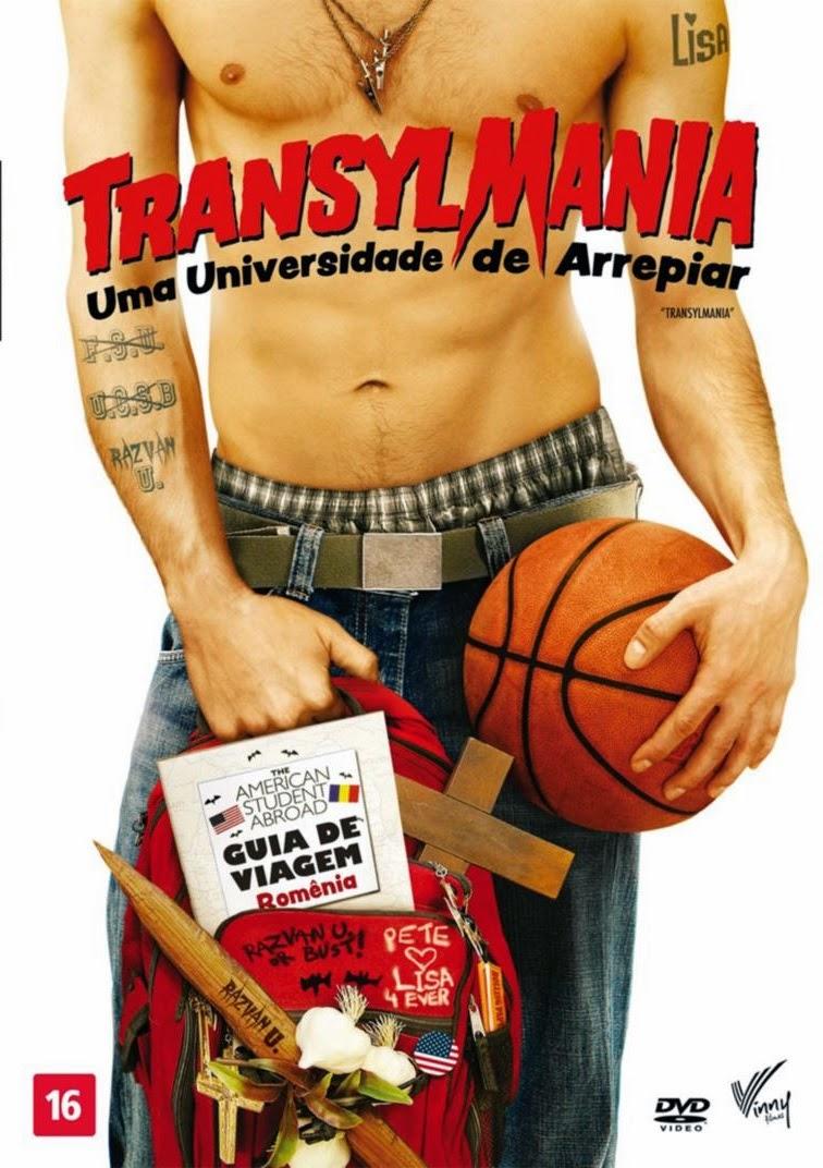 Transylmania: Uma Universidade de Arrepiar – Dublado (2009)