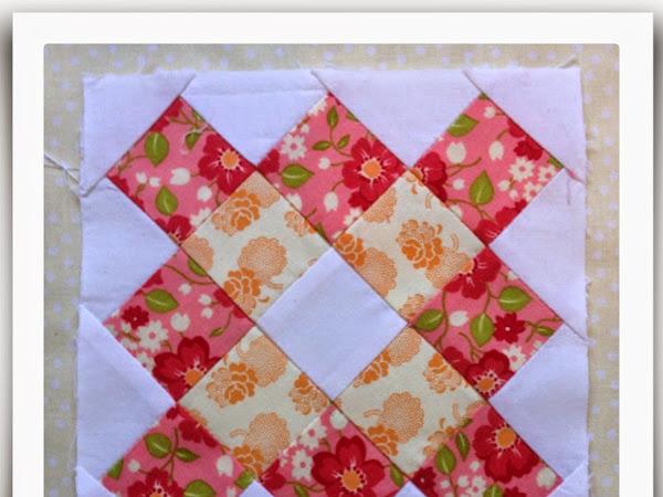 Chatelaine- Free BOW Sampler Quilt Block 5