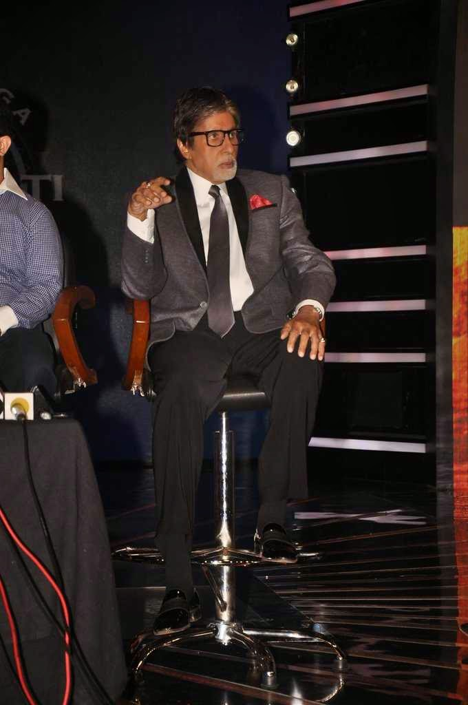 Amitabh Bachchan announces Latest Kaun Banega Crorepati episodes