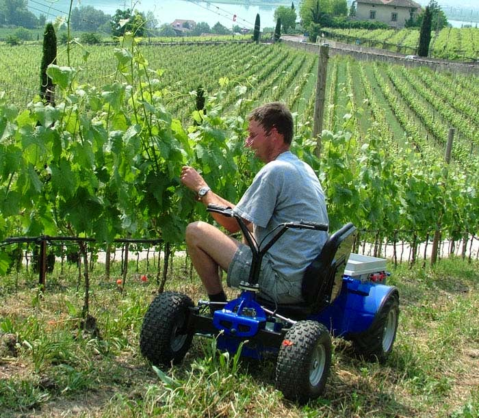 Zallys elektrofahrzeuge - Made in Italy: 2014
