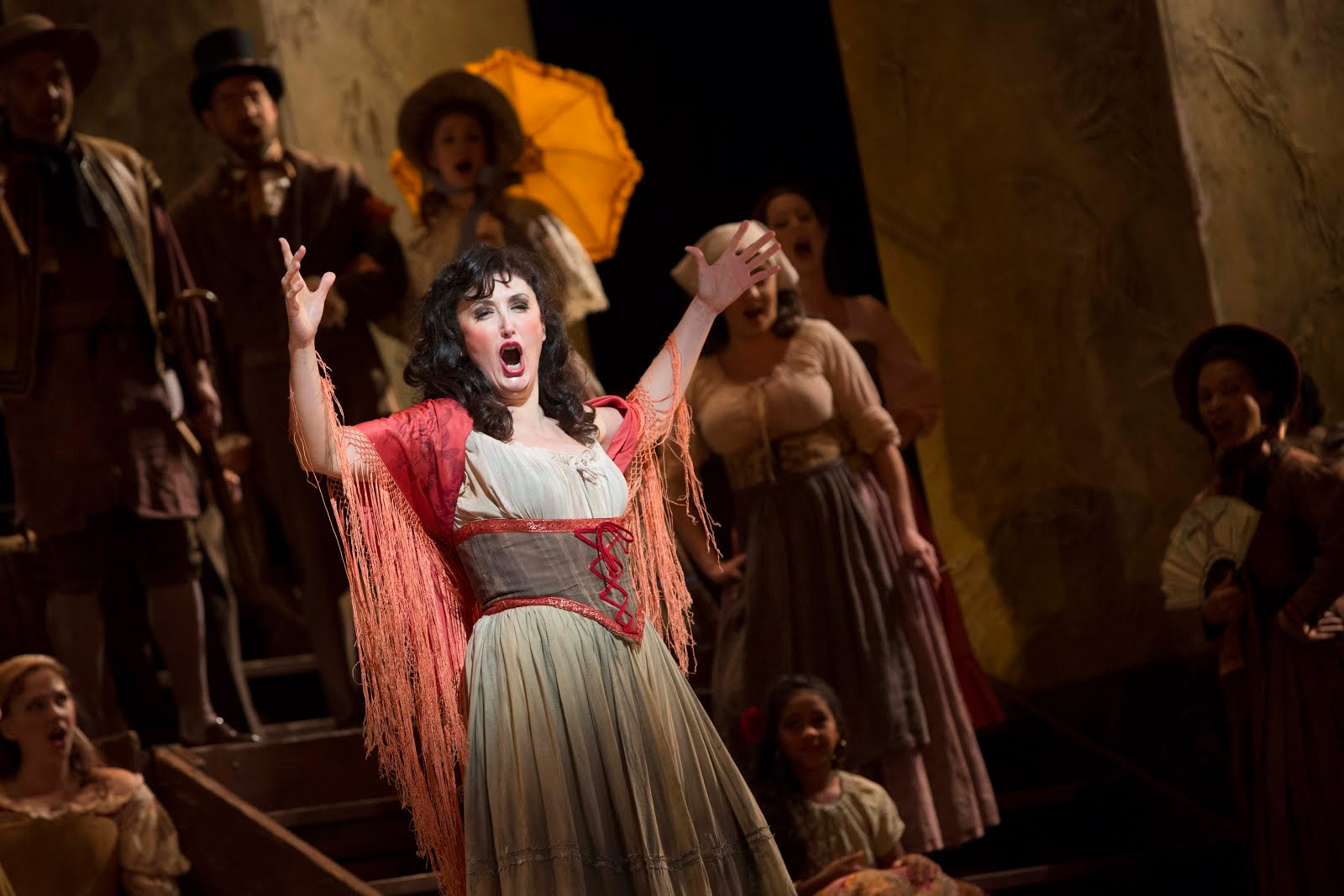 carmen essay Carmen essaysduring the seventeen century a form of musical drama in which vocal and instrumental music are both used, was further distinguished into the performance of tragic and comic plays.