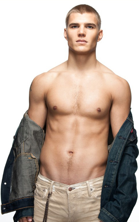 The Stars Come Out To Play: Christopher Egan - Shirtless