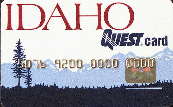 Idaho Food Stamp Card