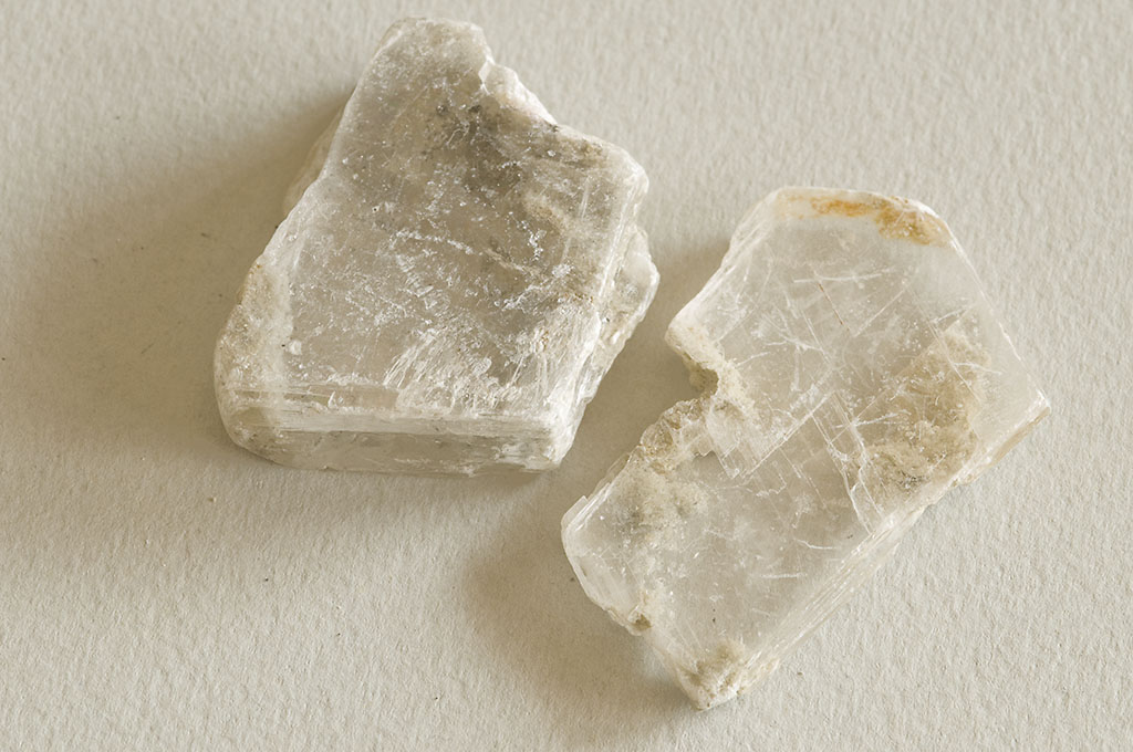 yeso mineral:
