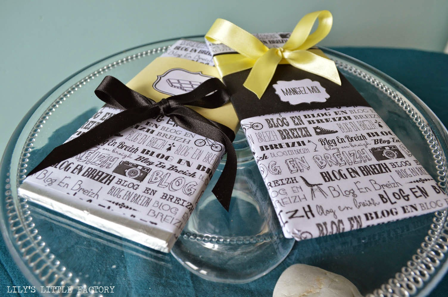 Bien-aimé DIY / Les Tablettes De Chocolat Personnalisées   Blog en Breizh  CW06