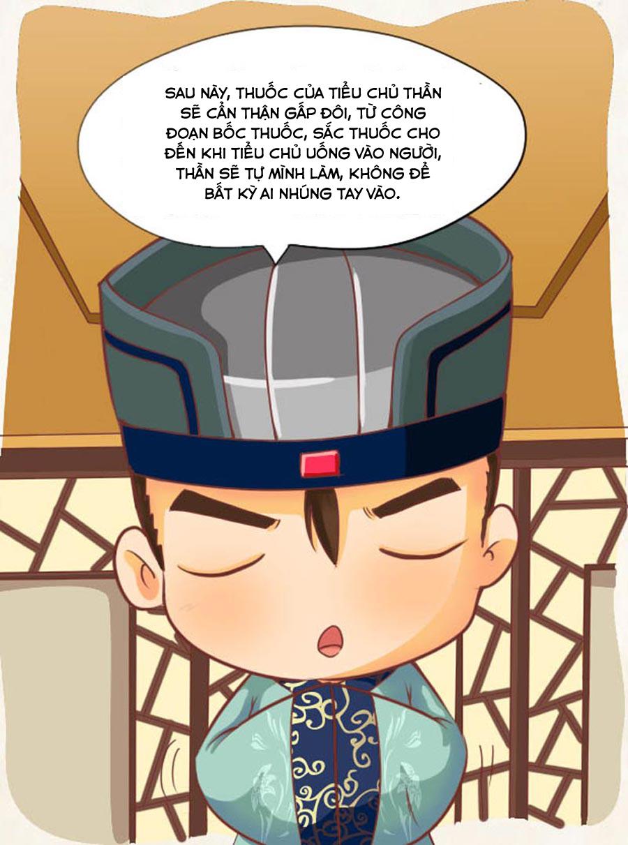 Chân Hoàn Truyện Chap 13.3 - Next Chap 14