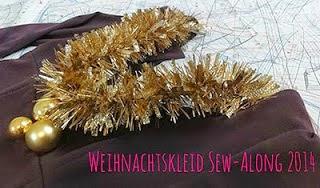 Weihnachtskleid Sew - Along