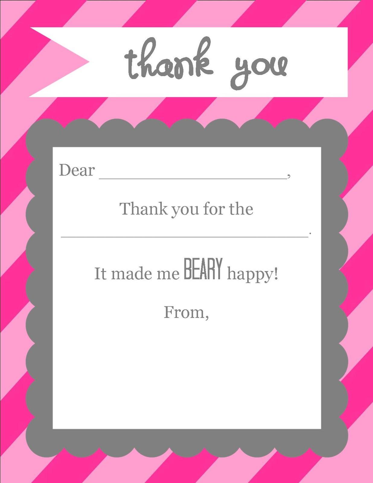 Printable thank you cards for teachers etamemibawa printable m4hsunfo Images