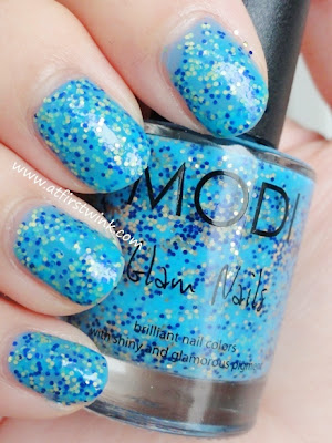 Modi Glam Nails 75 - Broken promise