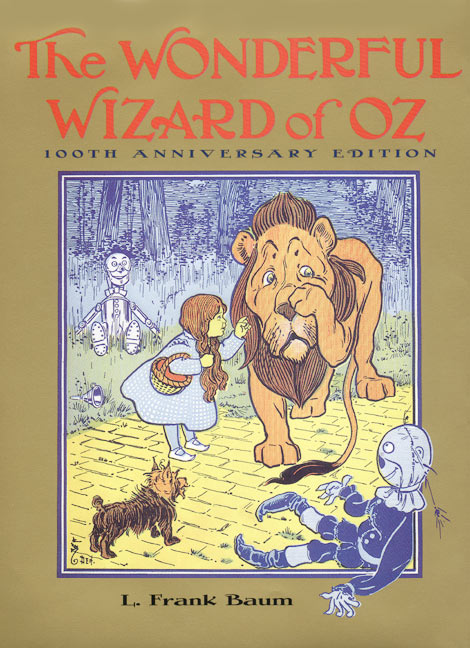 Book review the wonderful wizard of oz