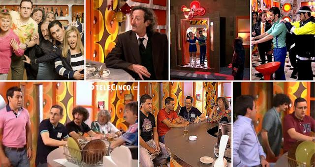 Bar de la serie de Telecinco La que se avecina, Henry and Max