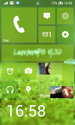 Launcher 8 v1.3.0 Final APK Free Download