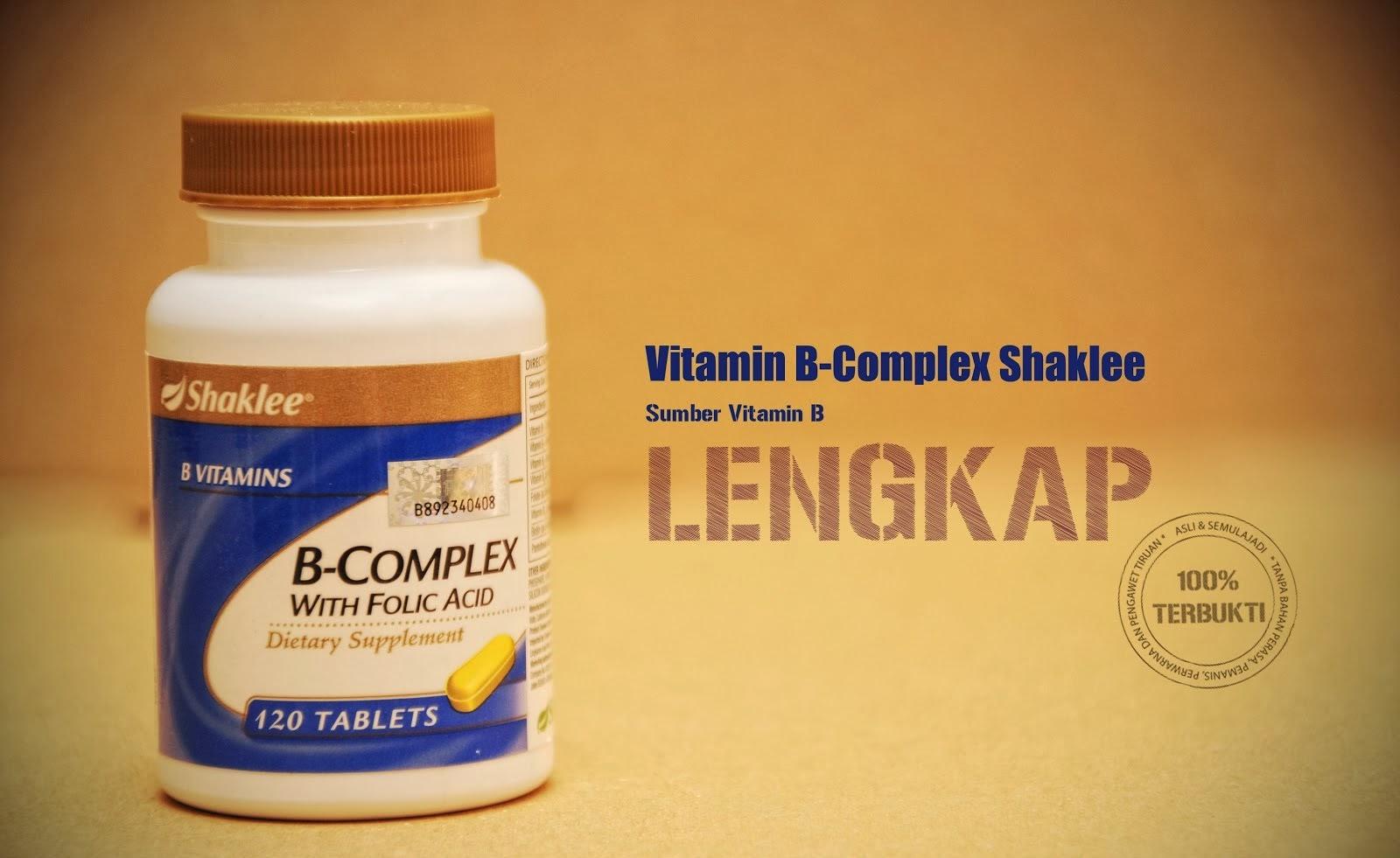 Vitamin b Complex Memiliki