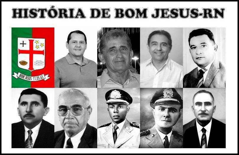 BOM JESUS NO MUNDO