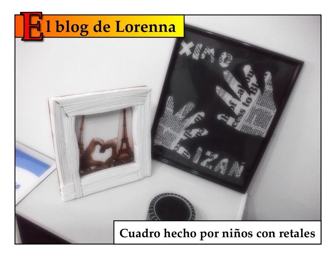 El blog de lorenna decorar con cuadros cosa de ni os - Cuadros para despachos ...
