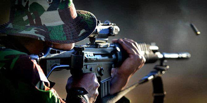 Dengan Senjata Pindad, TNI AD Juara Dunia Selama 8 Tahun Berturut-turut