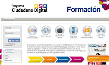 Plataforma ciudadano digital