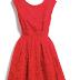 Un petit projet de robe moderne en parallèle