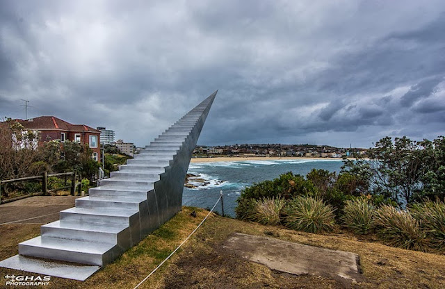 infinita escalera al cielo Australia