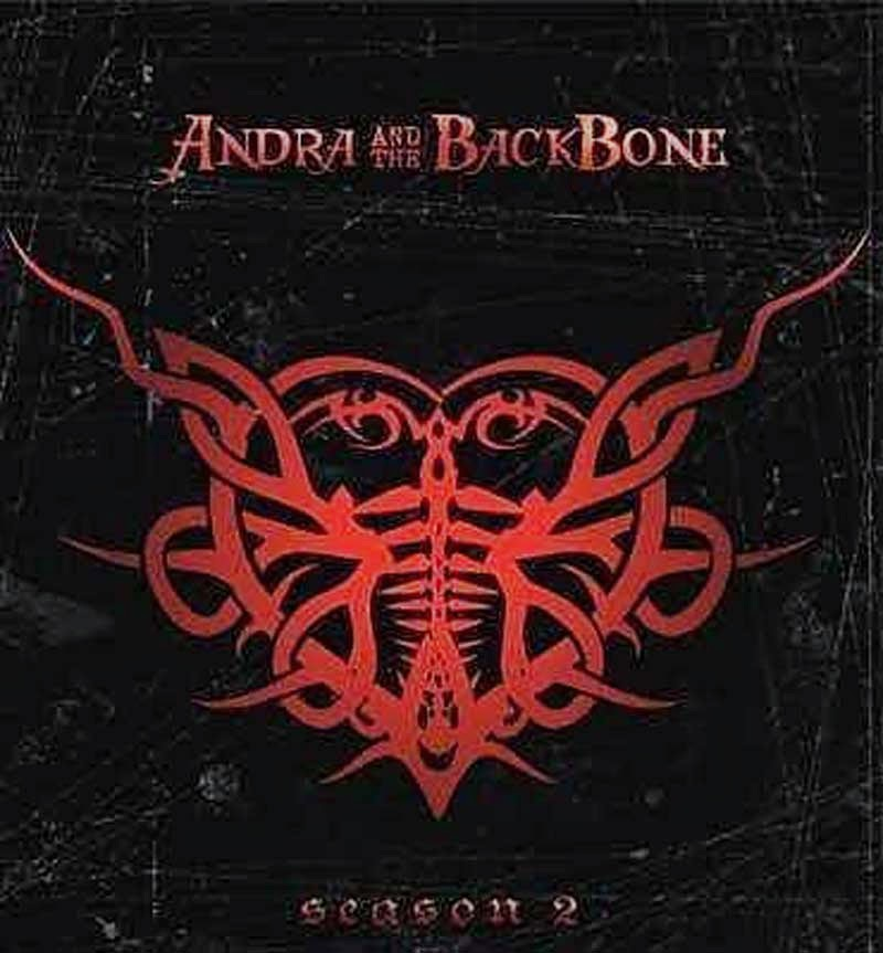 Andra and The Backbone Album : Season 2