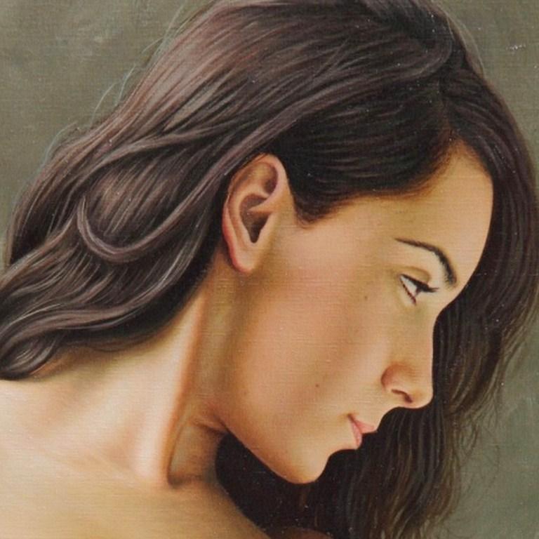 Galeria De Pintura Al Oleo: Arte Pinturas Óleo: Galería: Pinturas Rostros Femeninos Al